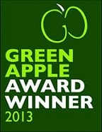 2013 Green Apple Award